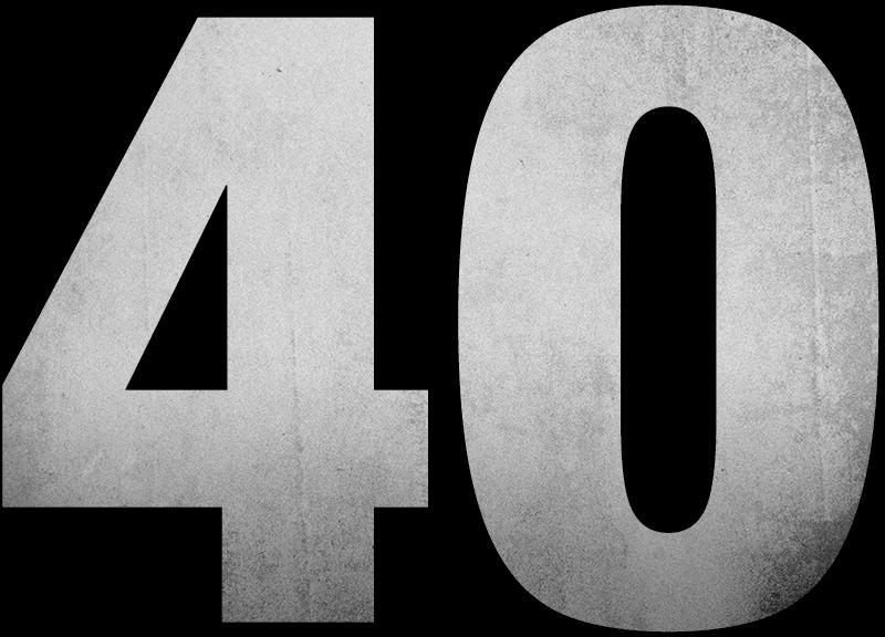 40 PRO LIFE EDUCATION TRAINING MOVIE Logo